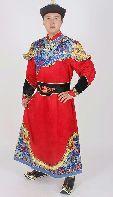 モンゴル衣装 民族衣装 男女舞台衣装 コンサート衣装 演劇