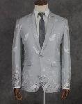 ステージ6 メンズスーツ ジャケット 舞台衣装 ステージ服 歌手 タレント 芸能人 劇団 演劇衣装
